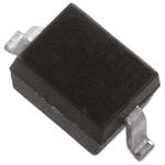 NXP BB156,115 Varactor, 14.4pF min, 2.7:1 Tuning Ratio, 10V, 2-Pin SOD-323