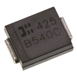 Diodes Inc 40V 5A, Schottky Diode, 2-Pin DO-214AB