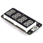 Pimoroni, Four Letter pHAT LED Matrix Display