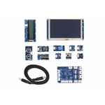 Seeed Studio GrovePi+ IoT Starter Kit with 10 Grove Sensors & 5in Touchscreen for Raspberry Pi