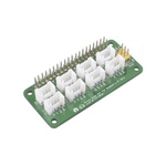 Seeed Studio Grove Base HAT with 8 Grove Module Connectors for Raspberry Pi Zero