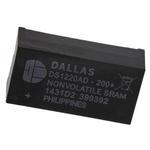 Maxim Integrated 16kbit 200ns NVRAM, 24-Pin EDIP, DS1220AD-200+