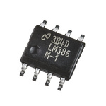 LM386M-1/NOPB Texas Instruments, Audio Amplifier, 8-Pin SOIC
