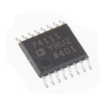 AD74111YRUZ, Audio Codec IC, 1-Channel, 16-Pin TSSOP