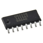 Maxim Integrated DS2408S+, Bus Switch, 1 x 1:1, 16-Pin SOIC