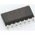 DiodesZetex 74AHCT125S14-13, Quad-Channel Non-Inverting Schmitt Trigger 3-State Buffer, 14-Pin SOIC