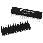 Microchip 4Mbit EPROM 32-Pin PDIP, AT27C040-90PU