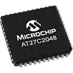 Microchip 2Mbit EPROM 44-Pin PLCC, AT27C2048-55JU