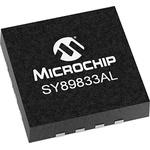SY89833ALMG, Clock Buffer LVDS, 1-Input, 16-Pin QFN