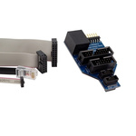 AC102015, Chip Programming Adapter for Atmel-ICE, MPLAB ICD 4 and MPLAB PICkit 4 Debuggers Cable, Power Debugger and
