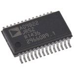 AD9822JRSZ, Analogue Front End IC, 3-Channel 14 bit, 15000ksps SPI, 28-Pin SSOP