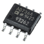 Analog Devices AD736ARZ, True RMS-DC Converter 2mA 8-Pin, SOIC