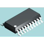IDT49FCT3805QGI, Clock Buffer, 2-Input, 20-Pin QSOP