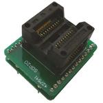 ADA-SO20-200, Chip Programming Adapter for AT25128, AT25256, M25P40, M25P80
