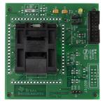MSP-TS430PM64, Chip Programming Adapter 64 Pin ZIF Socket Board