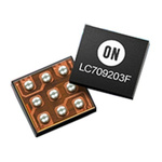 ON Semiconductor LC709203FQH-01TWG, Battery Fuel Gauge IC, 2.5 to 4.5 V, 3mA 8-Pin, WDFN