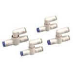 Shuttle OR logic valve metal body G1/8