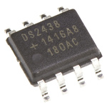 Maxim Integrated DS2438Z+, Battery Fuel Gauge IC, 2.4 to 10 V 8-Pin, SOIC