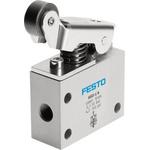 Festo GGO-1/4-3/8 G 1/4 Relief Valve Female G 25mm 0.03bar, to 8 bar