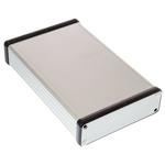 Hammond Unpainted Aluminium Handheld Enclosure, 160 x 103 x 30.5mm