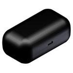 OKW Enclosures Soap A Black ABS Handheld Enclosure, 56 x 31 x 24mm