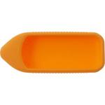 Castle Orange ABS Case, 32 x 63 x 137mm