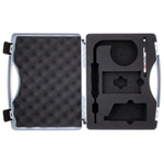 Castle Grey Instrument Case, 320 x 275 x 83mm