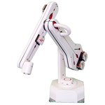 St Robotics 5-Axis Robotic Arm With Electric 2 Finger Gripper