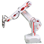 St Robotics 6-Axis Robotic Arm With Electric 2 Finger Gripper