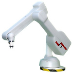 St Robotics 5-Axis Robotic Arm With Electric Parallel Gripper