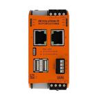 Kunbus RevPi Connect+, Industrial Computer, 20W, 1.2 GHz Quad-Core, BCM2837 1.2 GHz, 1 GB (RAM), 32 GB (Flash), 4 Linux