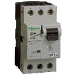4-6.3A P25M motor protection mcb