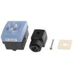 Burkert, 4.7 → 75.4 L/min Flow Controller, Cable Plug, Relay, 250 V ac, 30 V dc