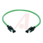 HARTING Cat5 Cable, 10m Male RJ45/Male RJ45
