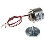 Mecalectro Holding Magnet, 35N Holding Force 24V dc