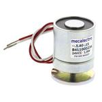 Mecalectro Holding Magnet, 120N Holding Force 24V dc