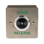 Infra-red NO TOUCH Exit Button