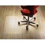 COBA Clear Hard Floor Office Chair Mat x 1.2m, 1.5m x 2mm