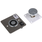 RS PRO Access Control Door Magnet, 100lb Holding Force 24V dc
