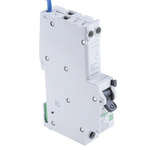 Schneider Electric 1+N Pole Type AB RCBO, 16A EZ9, 6 kA