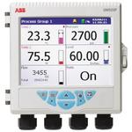 ABB SM501FCB000000ESTD/STD, 1 Channel, Graphic Recorder Measures Current, Millivolt, Resistance, Temperature, Voltage