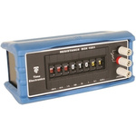 Time Electronic Resistance Decade Box, Resistance Resolution 0.01Ω, Absolute Maximum Resistance Measurement 1MΩ