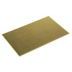 AGP10, Single Sided Matrix Board FR4 with 1mm Holes 2.54 x 2.54mm Pitch, 160 x 100 x 1.6mm