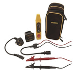 Martindale FD650 Cable Tracer, Cable Detection Depth 10cm CAT III 300 V, Maximum Safe Working Voltage 600V RSCAL