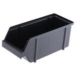 Anti-Static Plastic ESD Bin, 126 x 125 x 300mm