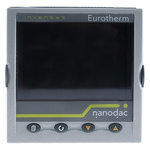 Eurotherm NANODAC/VH/C, 4 Channel, Chart Recorder Measures Current, Millivolt, Resistance, Temperature, Voltage