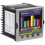 Eurotherm NANODAC/VL/C, 4 Channel, Graphical Chart Recorder