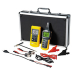 Chauvin Arnoux C.A 6681 Cable and Metallic Conductor Locator, Cable Detection Depth 2.5m CAT III 300 V, Maximum Safe
