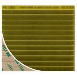 PCB Contact Strip Epoxy Glass Single-Sided 100 x 90mm FR4
