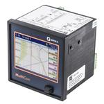 Simex SX-CMC99-04E0, 4 Channel, Multichannel Controller Chart Recorder